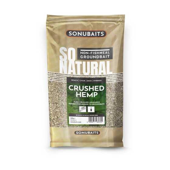 Sonubaits So Natural Crushed Hemp