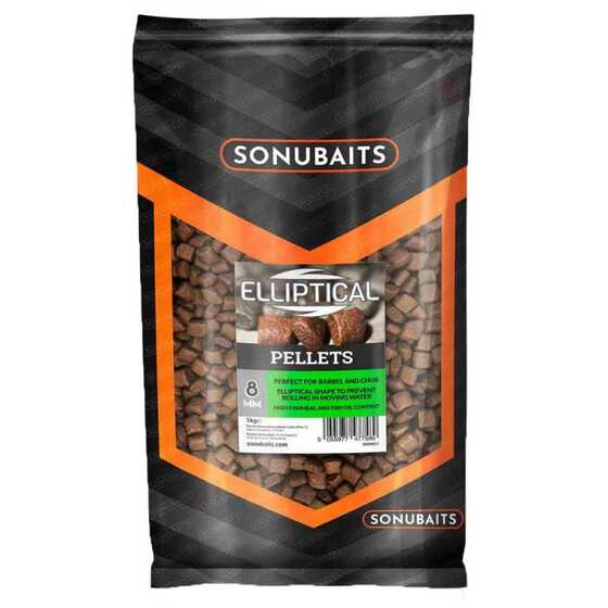 Sonubaits Elliptical Pellets