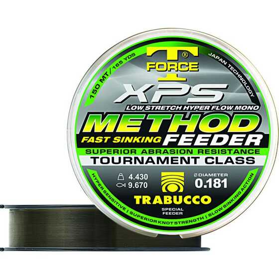 Trabucco XPS Method Feeder T-Force