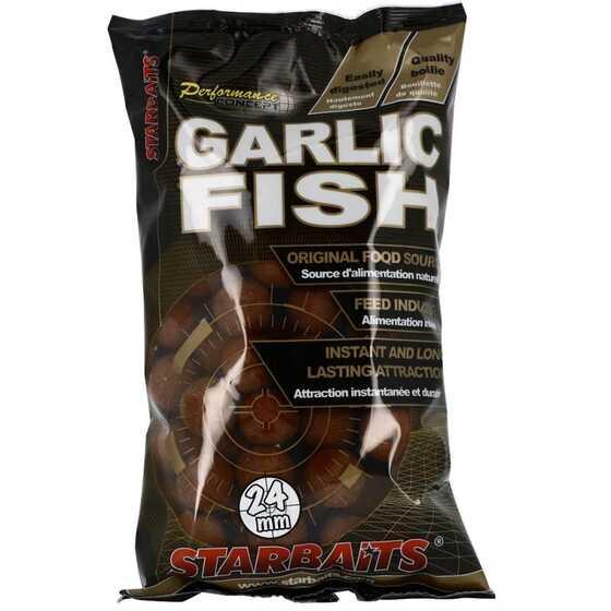 Starbaits Boilies PB Concept Garlic Fish