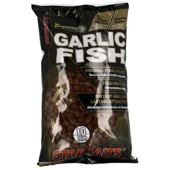 Starbaits Boilies PB Concept Garlic Fish