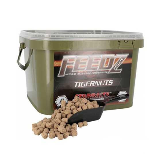 Starbaits Feedz Tigernut Pellets