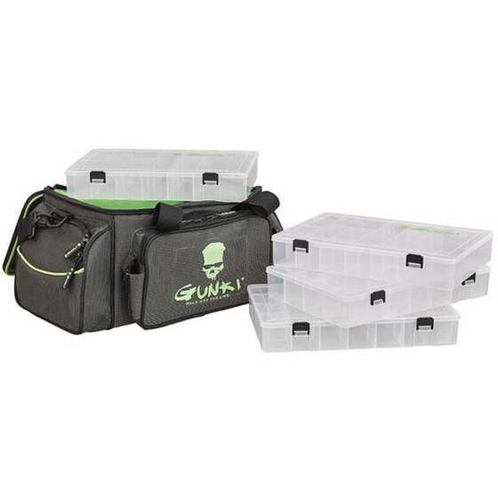 Gunki Iron-T Box Bag Up-Zander Pro