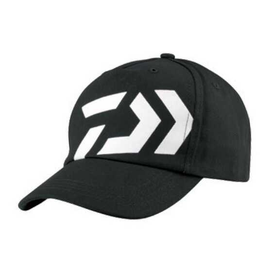 Daiwa Gorra Black/White