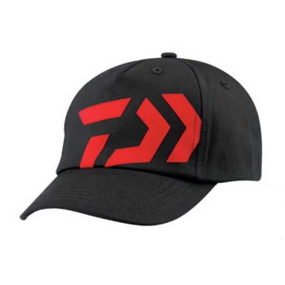 Daiwa Bonnet Black/Red