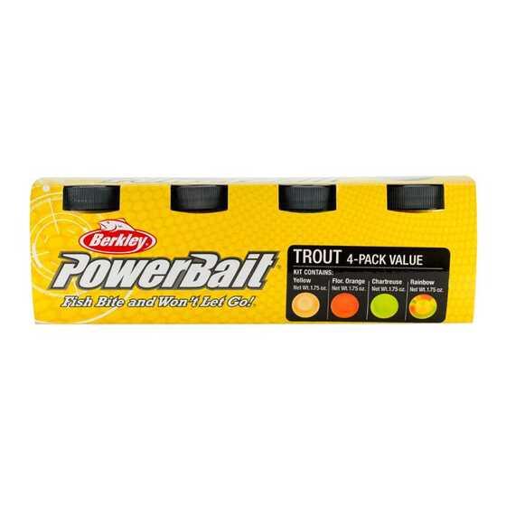 Berkley PowerBait Trout Bait Assortment