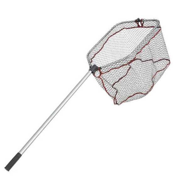 Abu Garcia Folding Landing Net - Rubber
