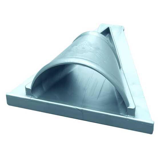 MK4 Triángulo de caucho Silver