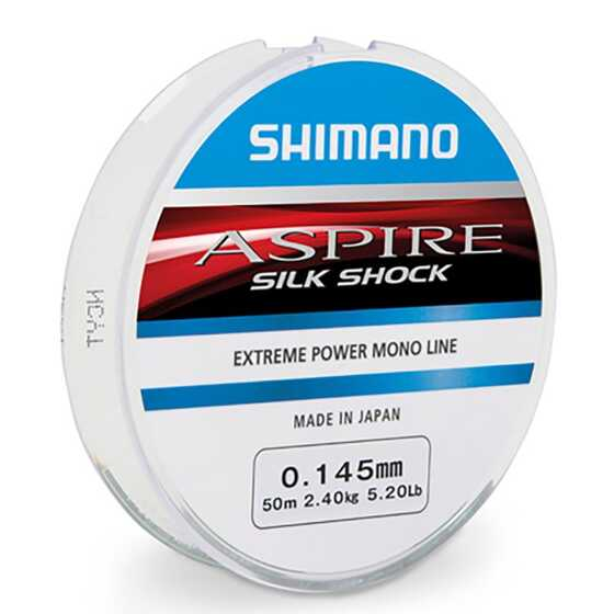 Shimano Aspire Silk Shock 50 m