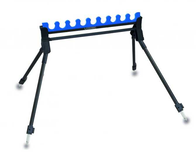 Colmic Pro 9 Places Kit Rest with Legs