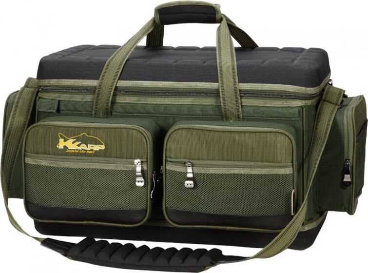 Kkarp Attraction Hard Carryall