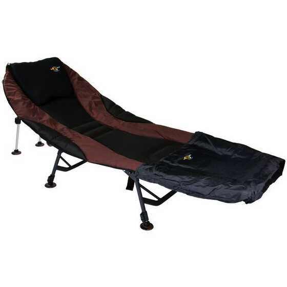 Carp Spirit Bed Chair Alu Luxe