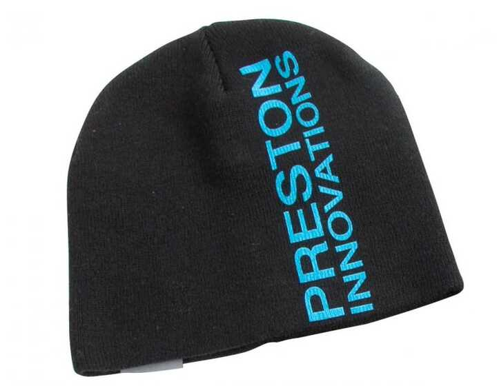 Preston Black Beanie Hat