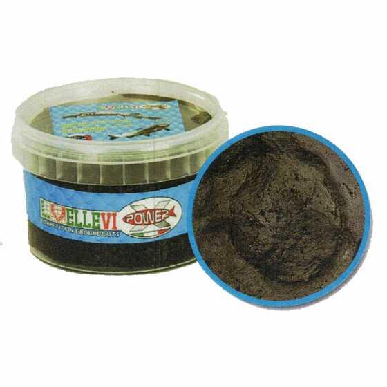 Ellevi Pasta al Pesce Speciale Storione-Siluro-Pesce Gatto Black Bit