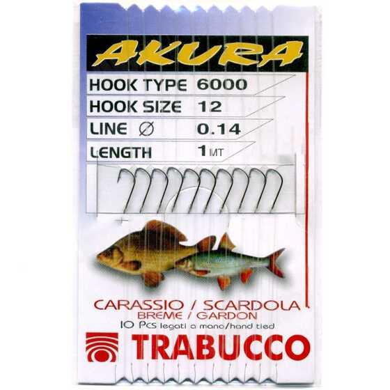 Trabucco Akura Carassio 6000 BN