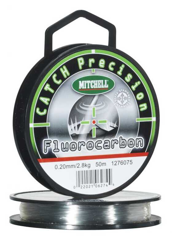 Mitchell Catch Precision Fluorocarbon