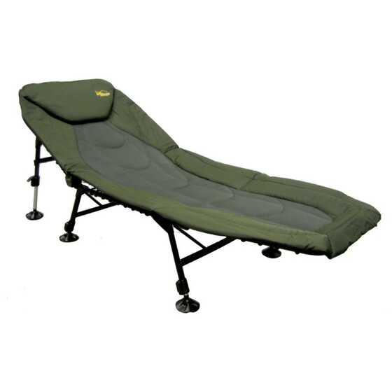 Kkarp Cayenne Bedchair