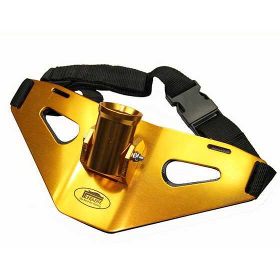 Lineaeffe Cinturón para Combate de Aluminio