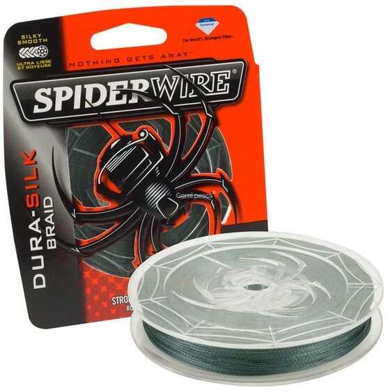 Spiderwire Dura Silk Green