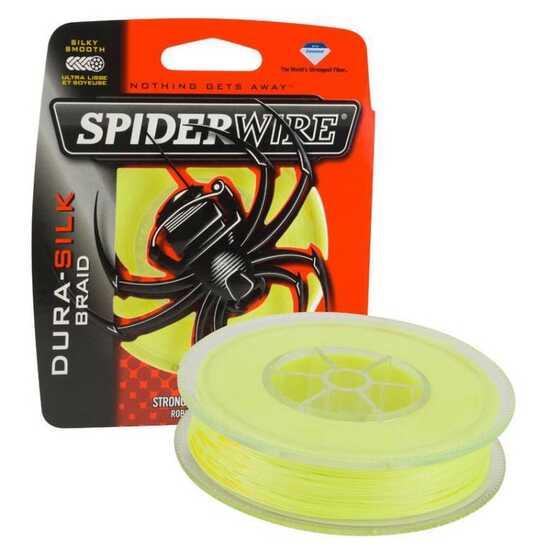 Spiderwire Dura Silk Yellow
