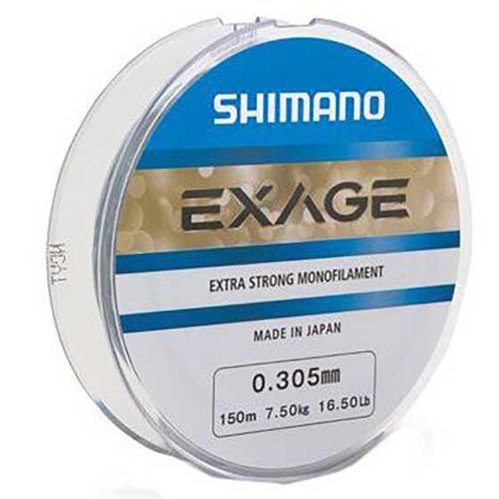 Shimano Exage Monofilament 5000 m