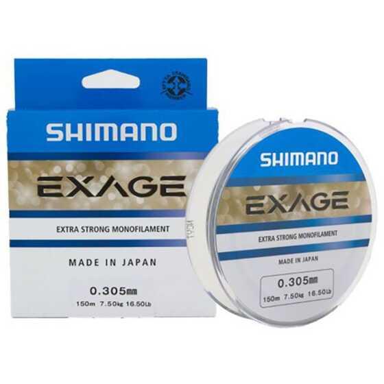 Shimano Exage Monofilament 150 m