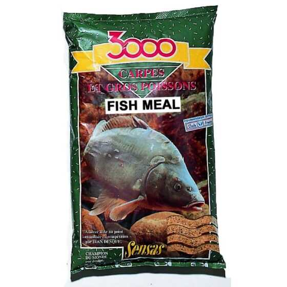 Sensas 3000 Carpes Fish Meal