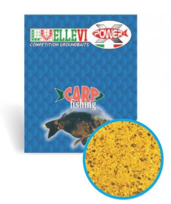 Ellevi Pastura Speciale Carpa al Panettone Gold Mix
