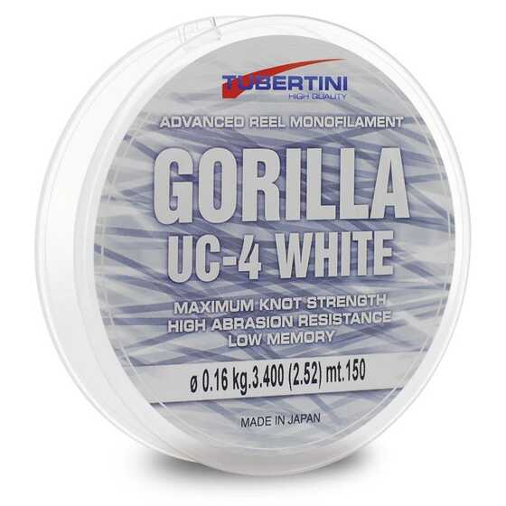 Tubertini Gorilla UC-4 White