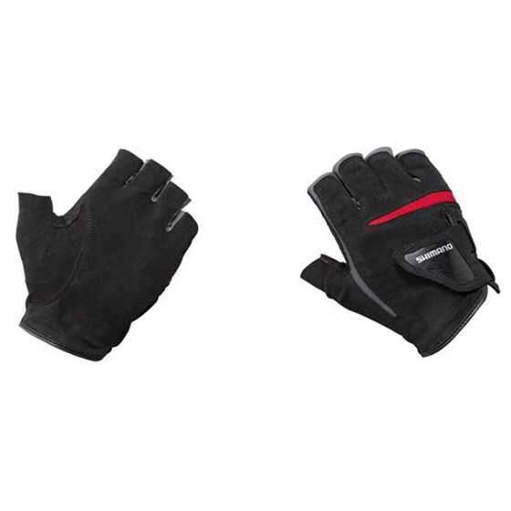 Shimano Guanto Natural Glove 5 Finger Cut
