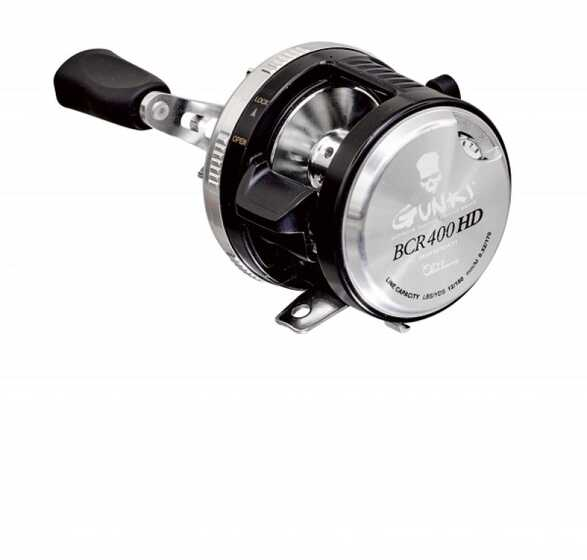Gunki Bcr 400 Hd Reel