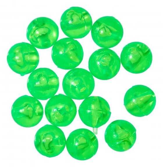 Gunki Carolina Chartreuse Bead