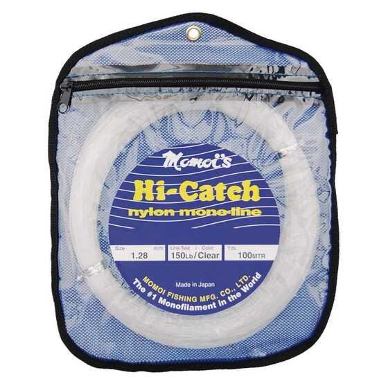 Momoi Hi-Catch Nylon Leader Coils