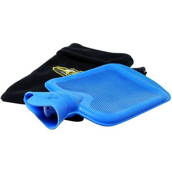 Carp Spirit Hot Water Bottle Including Softbag