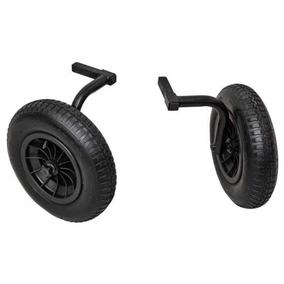 Sensas 2 Puncture Proof Jumbo Wheels