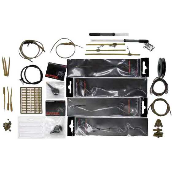 Lineaeffe Ts Carp Kit Full Set