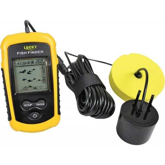 Rapture Lucky Fish Finder Cable