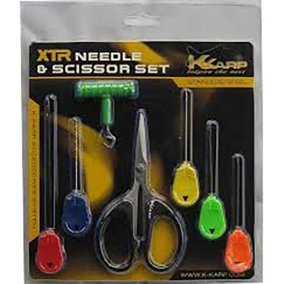 Kkarp Needle Scissors and Knot Puller Set