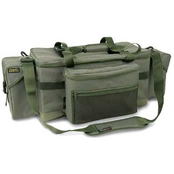 Shimano Olive Deluxe Carryall