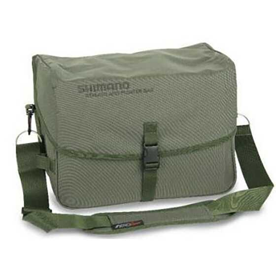 Shimano Olive Stalker e Floater Bag