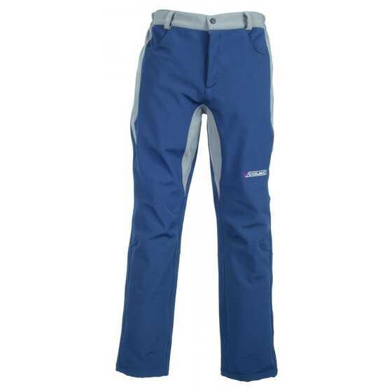 Colmic Pantalon Softshell Bleu - Gris