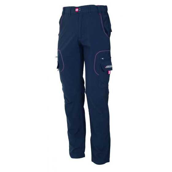 Colmic Pantaloni Estivi Blue
