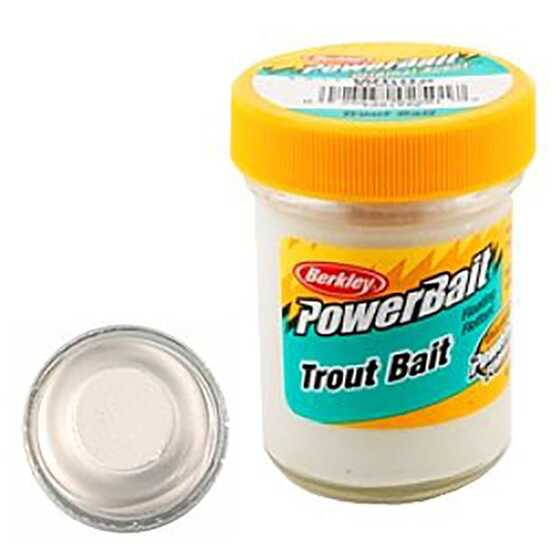 Berkley Pasta Trucha Biodegradable PowerBait White Marshmallow