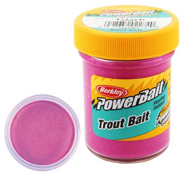 Berkley Pasta Trucha Biodegradable PowerBait Pink