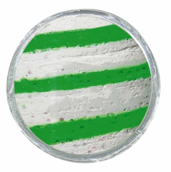 Berkley Pasta Trucha PowerBait Glow in the Dark Green-White Glow