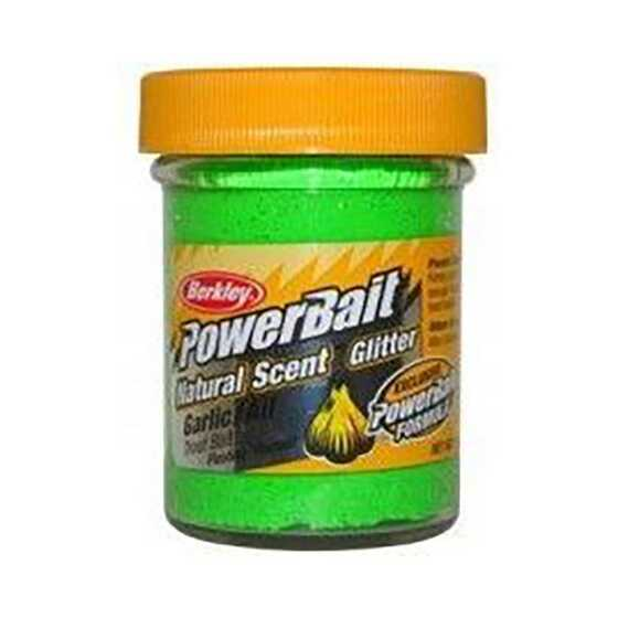 Berkley Pasta Trucha PowerBait Natural Scent Garlic Spring Green