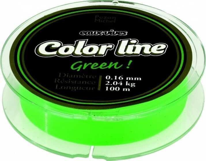 Pezon - Michel Nylon Eaux Vives Color Line Green