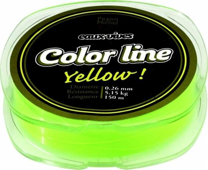 Pezon - Michel Predator Yellow Line