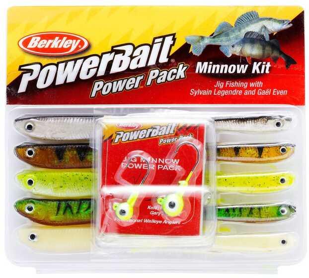 Berkley Confección Minnow Powerbait Pro Pack