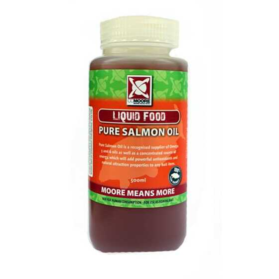 CC Moore Pure Salmon Oil